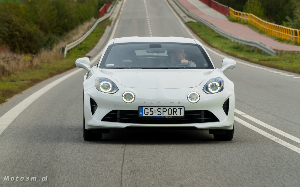Alpine A110 Premiere Edition 2 - test Moto3m-