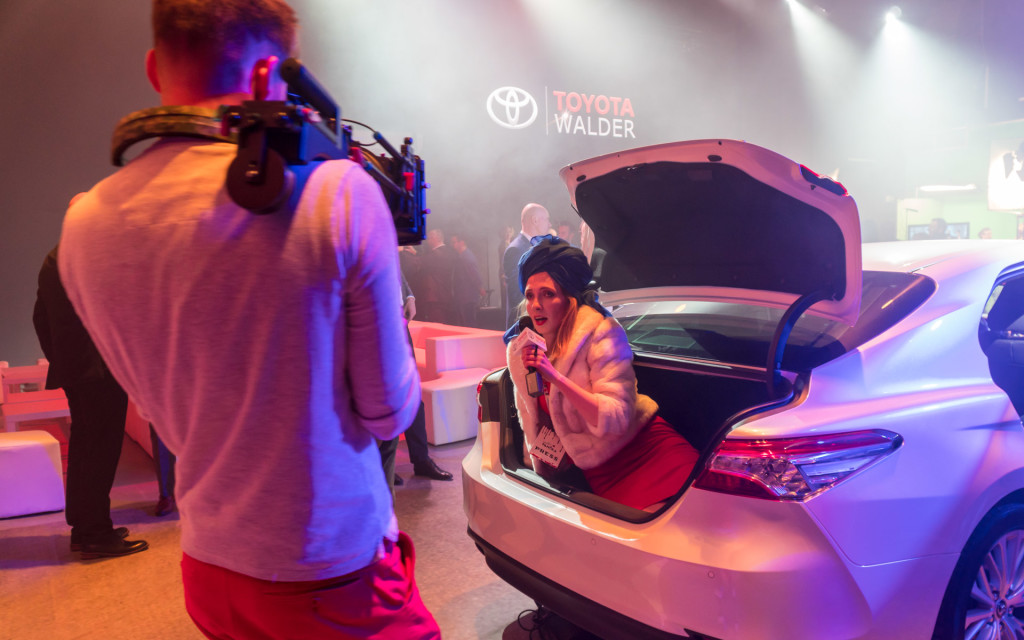 Filmowa premiera Nowej Toyoty Camry od Toyota Walder-02665