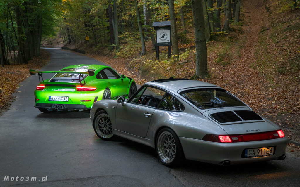 Fotograficzne spotkanie z Porsche 911 w Porsche Approved Sopot-02082