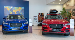 Jaguar F-PACE Showroom - oferty specjalne w British Automotive Gdańsk-01111
