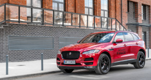 Jaguar F-Pace 30d British Automotive Gdańsk - test moto3m-00681