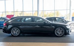 Nowe Audi A6, teraz także jako Avant, czyli kombi w Audi Centrum Gdańsk-01761