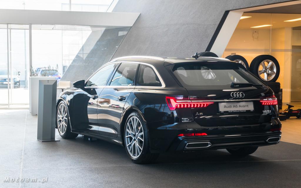Nowe Audi A6, teraz także jako Avant, czyli kombi w Audi Centrum Gdańsk-01764