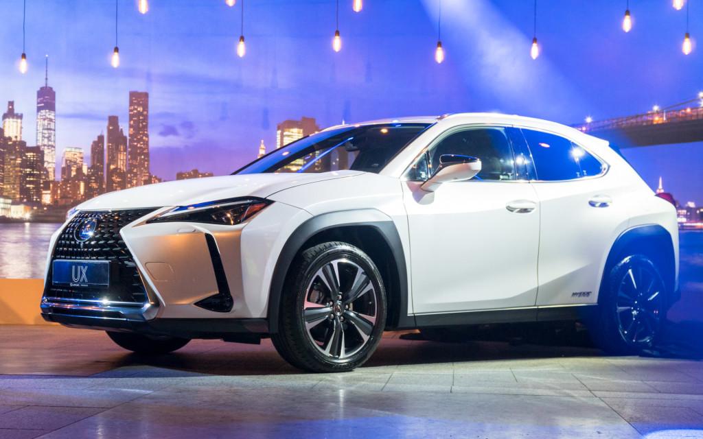 Premiera Lexusa UX w Starym Maneżu -01675
