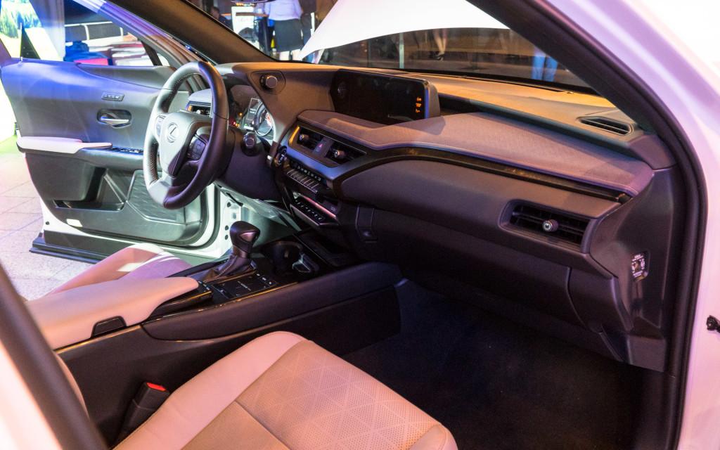 Premiera Lexusa UX w Starym Maneżu -01731