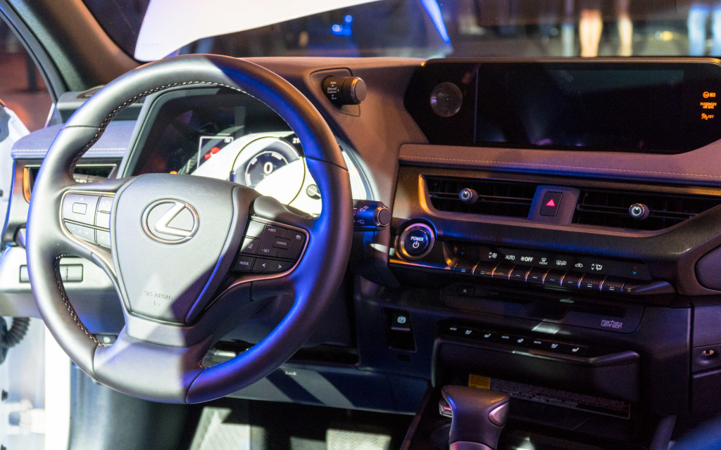 Premiera Lexusa UX w Starym Maneżu -01734