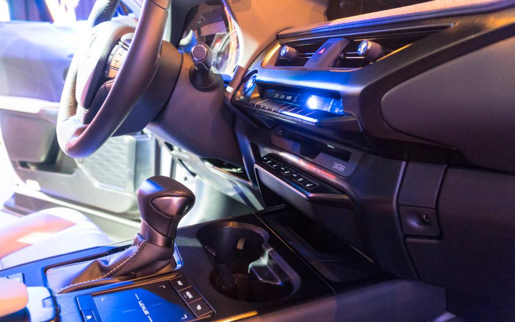 Premiera Lexusa UX w Starym Maneżu -01736