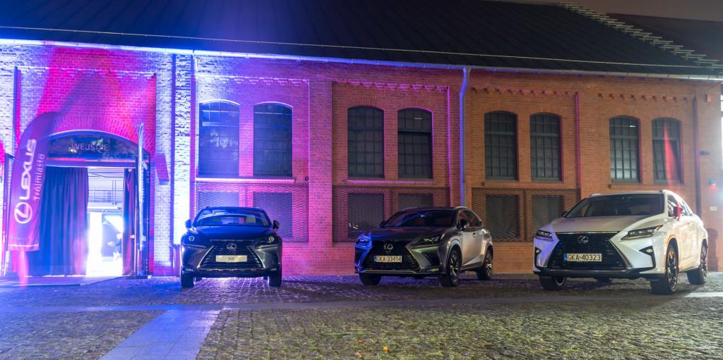Premiera Lexusa UX w Starym Maneżu -01757