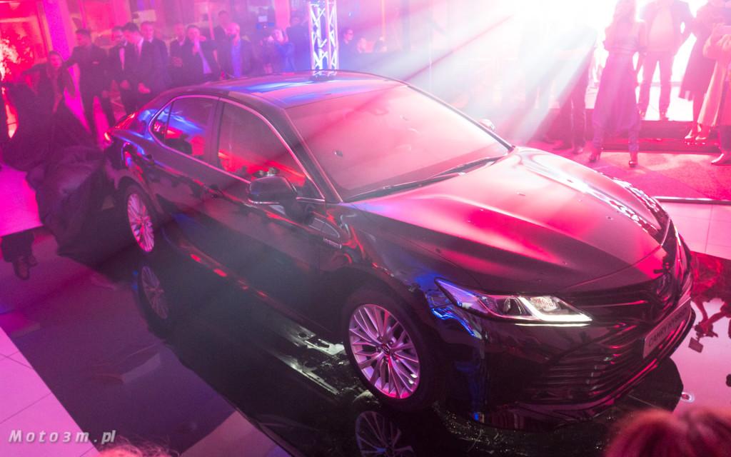 Premierowy pokaz Toyoty Camry w Toyota Carter Gdańsk-01626