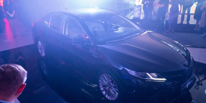 Premierowy pokaz Toyoty Camry w Toyota Carter Gdańsk-01629