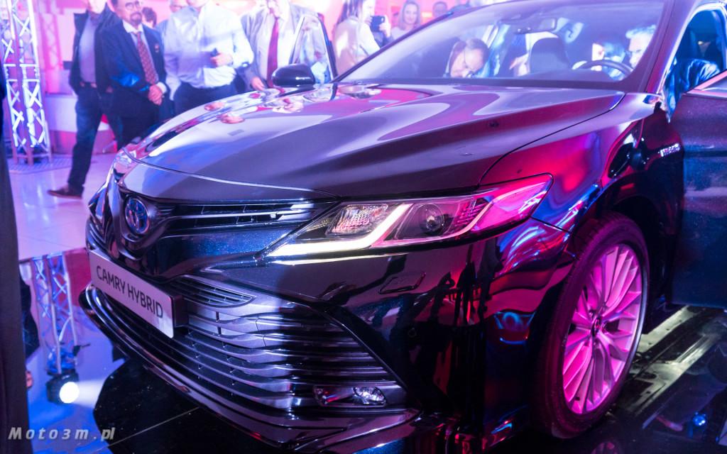 Premierowy pokaz Toyoty Camry w Toyota Carter Gdańsk-01637