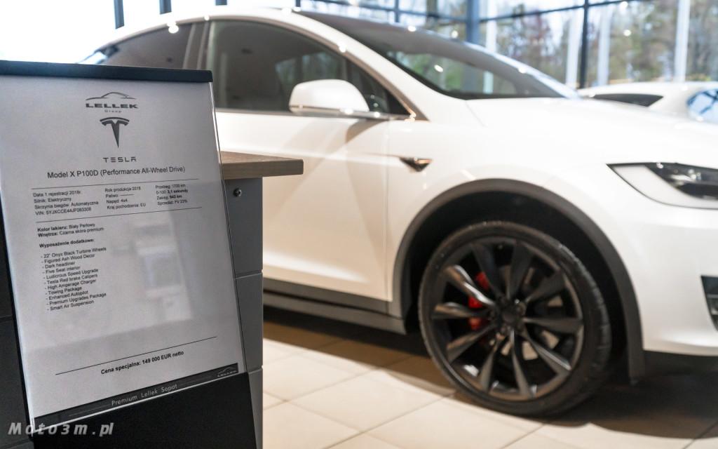 Przyszłość motoryzacji - Tesla Model X w Lellek Samochody Używane w Sopocie-02984