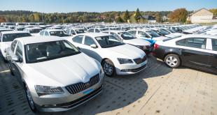 Skoda Plichta - stock samochodów -01795