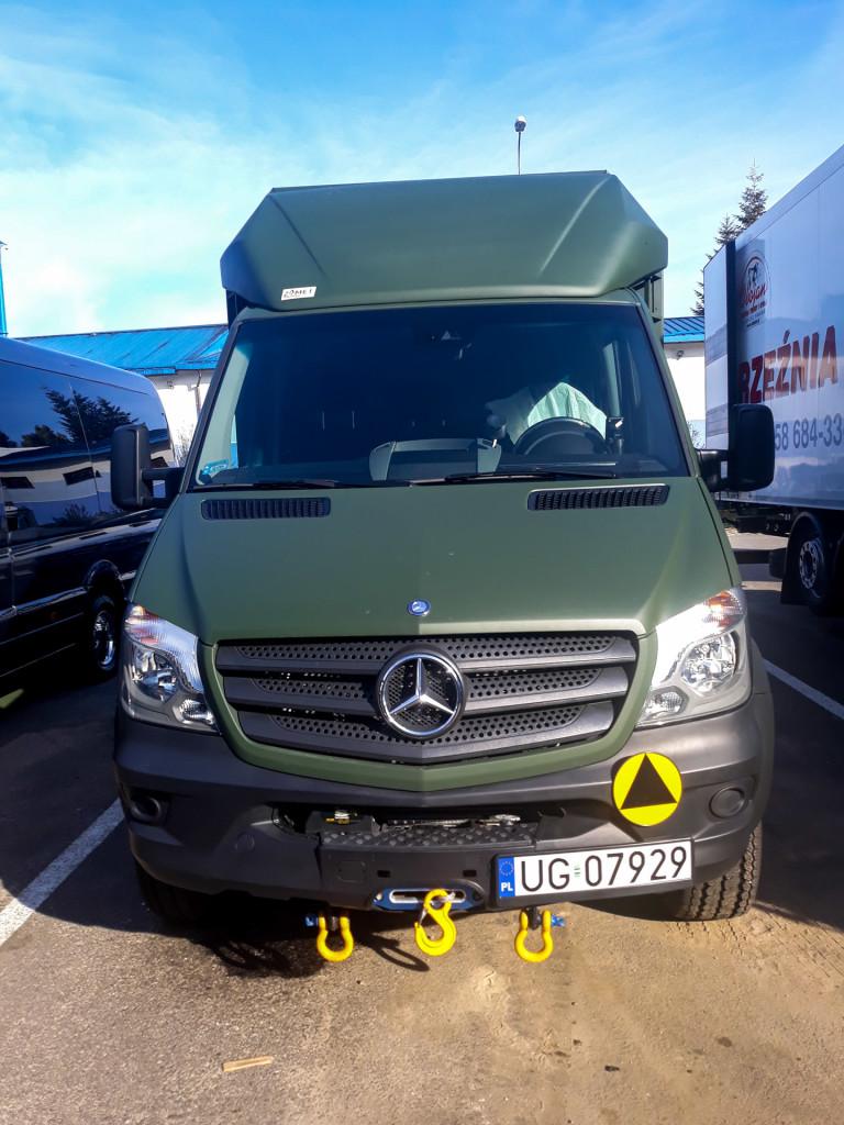 Fot. Mercedes-Benz Grupa Wróbel