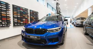 BMW M5 Competition w BMW Zdunek w Gdyni-03312