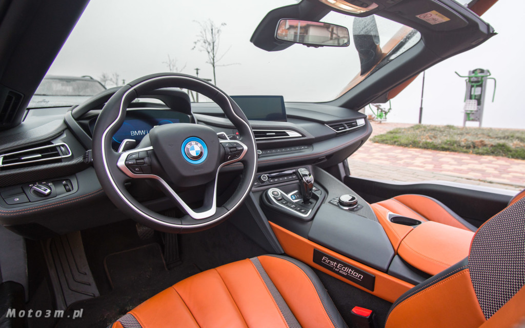 BMW i8 Roadster test Moto3m i BMW Zdunek-03315