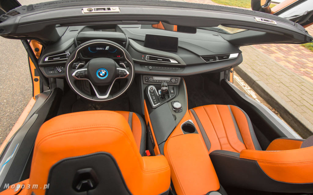 BMW i8 Roadster test Moto3m i BMW Zdunek-03321