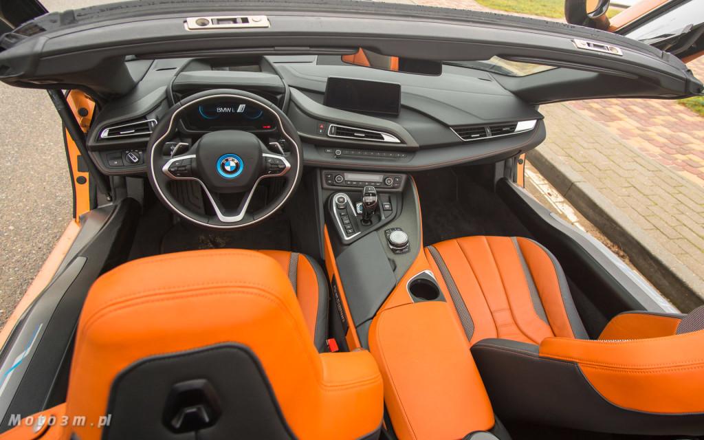 BMW i8 Roadster test Moto3m i BMW Zdunek-03321