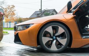 BMW i8 Roadster test Moto3m i BMW Zdunek-03353
