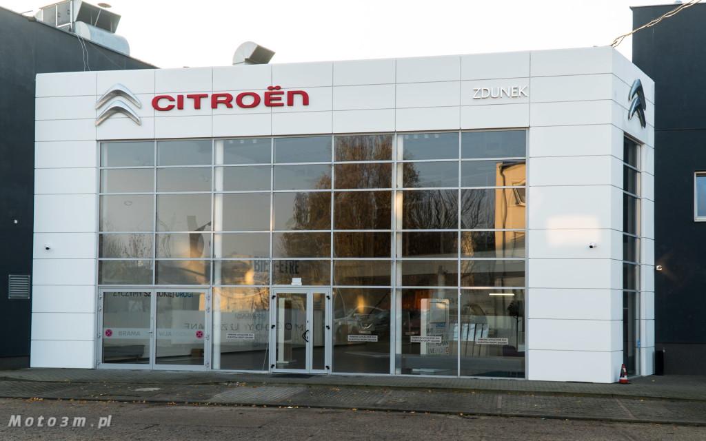 Citroen Zdunek Gdańsk - nowy salon prawie gotowy-03256