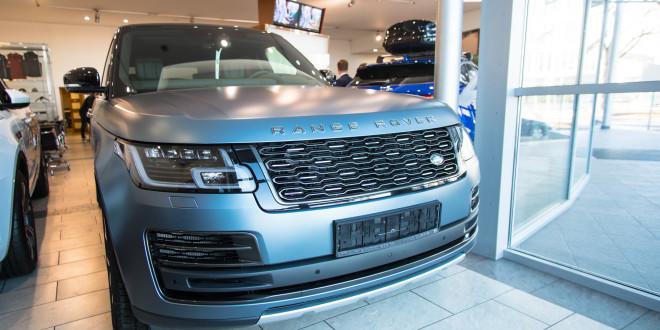 Land Rover Range Rover 5.0 V8 S-C SVAutobiography w British Automotive Gdańsk-04719