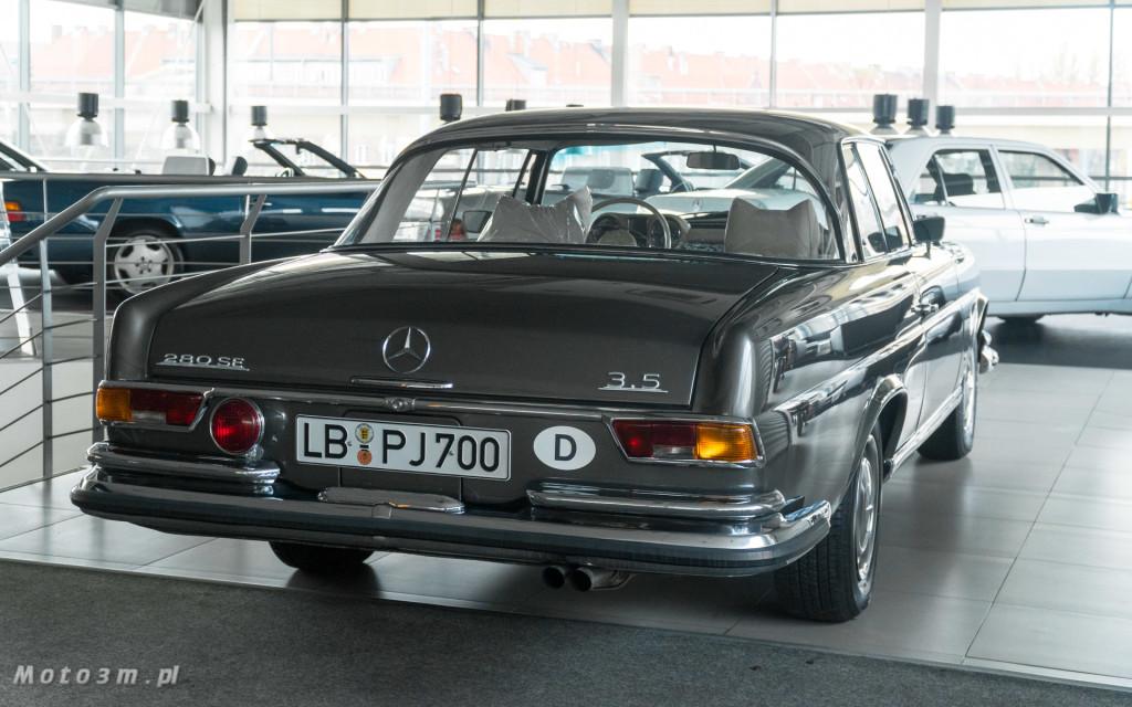 Mercedes-Benz 280 SE W111 w salonie ECI w Gdańsku -03034