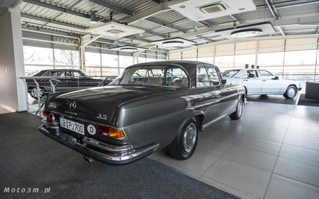 Mercedes-Benz 280 SE W111 w salonie ECI w Gdańsku -03050