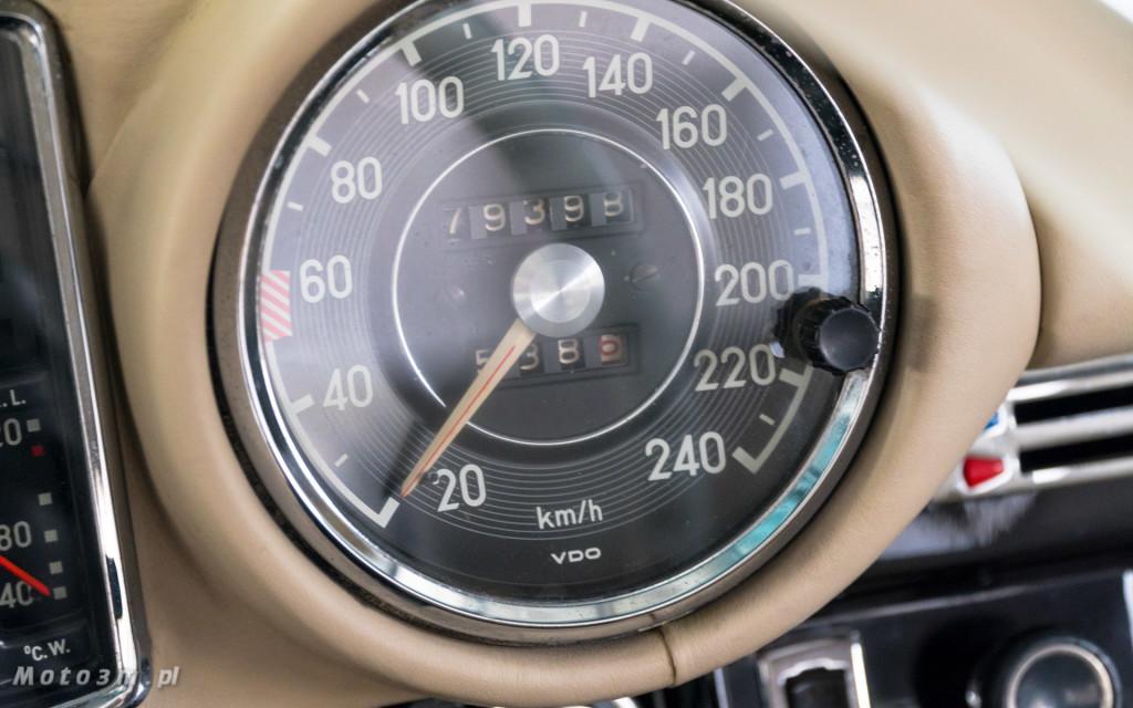 Mercedes-Benz 280 SE W111 w salonie ECI w Gdańsku -03067