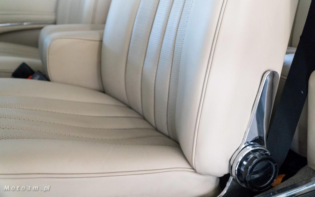 Mercedes-Benz 280 SE W111 w salonie ECI w Gdańsku -03070