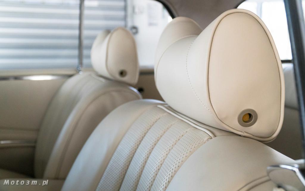 Mercedes-Benz 280 SE W111 w salonie ECI w Gdańsku -03071