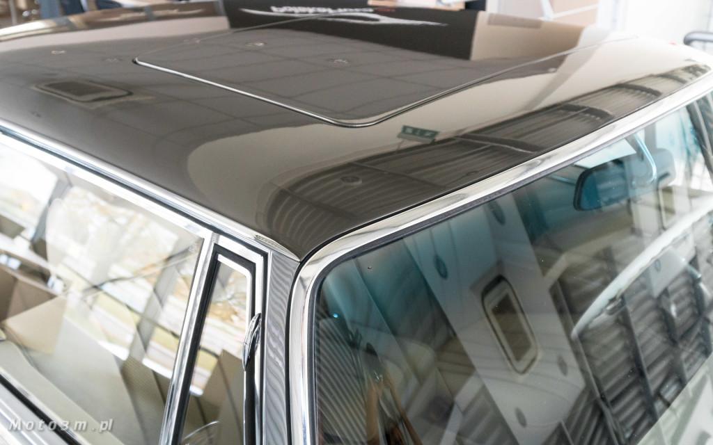 Mercedes-Benz 280 SE W111 w salonie ECI w Gdańsku -03081