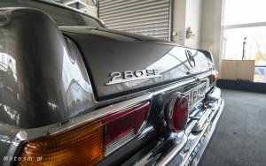 Mercedes-Benz 280 SE W111 w salonie ECI w Gdańsku -03090
