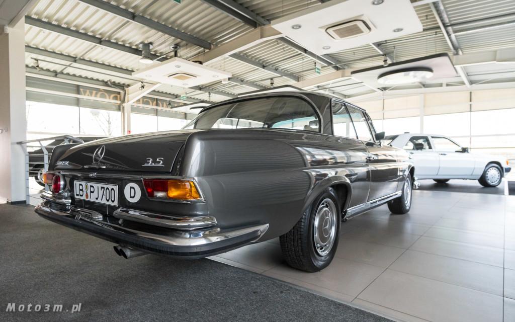 Mercedes-Benz 280 SE W111 w salonie ECI w Gdańsku -03091