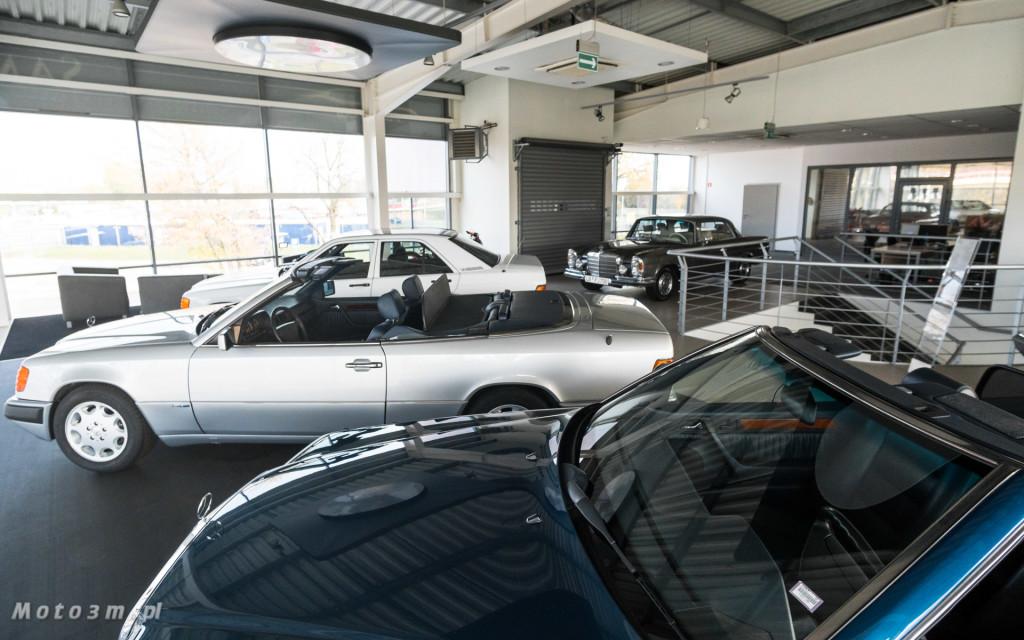 Mercedes-Benz 280 SE W111 w salonie ECI w Gdańsku -03092