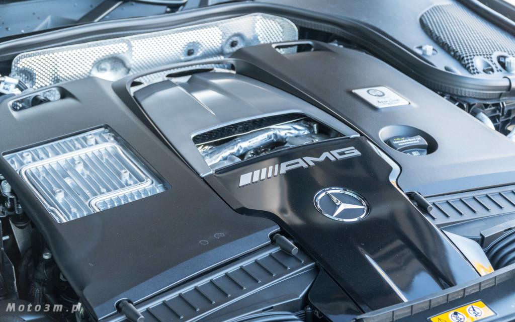 Pierwszy Mercedes-AMG GT 63 S 4MATIC+ 4-Door Coupé w BMG Goworowski-04593