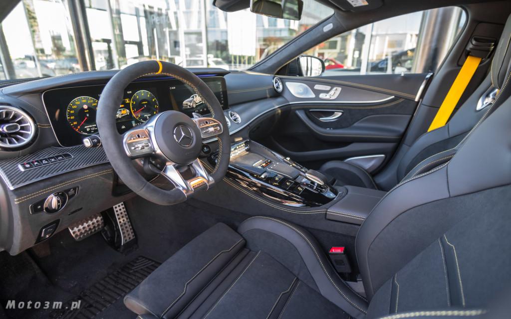 Pierwszy Mercedes-AMG GT 63 S 4MATIC+ 4-Door Coupé w BMG Goworowski-04649