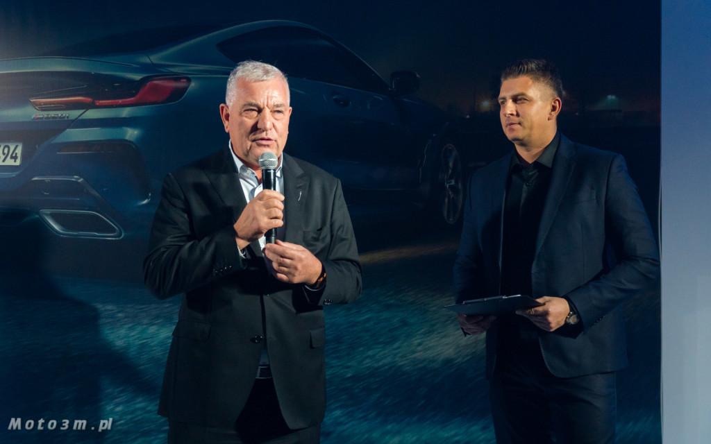 Prezes Grupy Zdunek - Tadeusz Zdunek i ambasador BMW Zdunek - Mateusz Borek