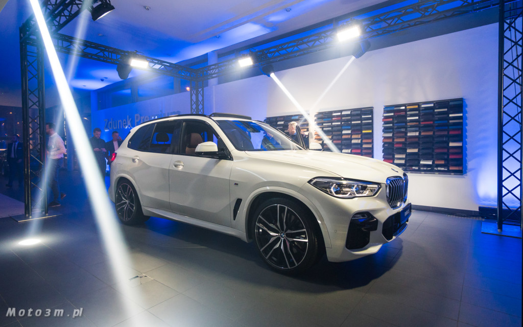 Premiera BMW X5 i BMW Serii 8 w BMW Zdunek w Gdyni-04143