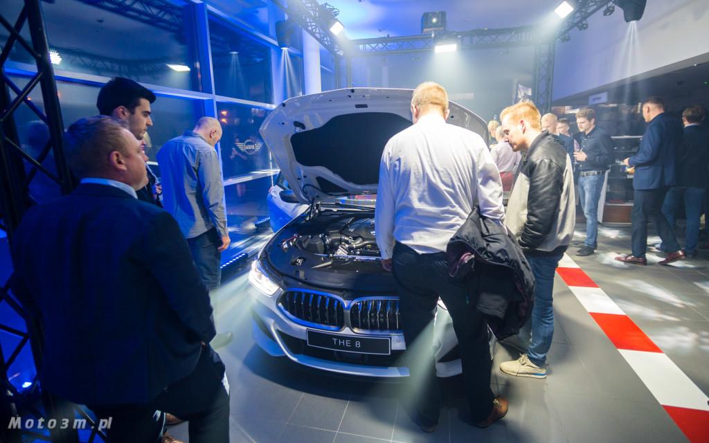 Premiera BMW X5 i BMW Serii 8 w BMW Zdunek w Gdyni-04148