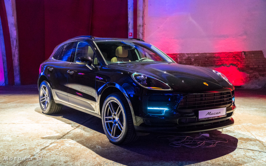 Trójmiejska premiera nowego Porsche Macan w Centrum Stocznia Gdańsk-04159