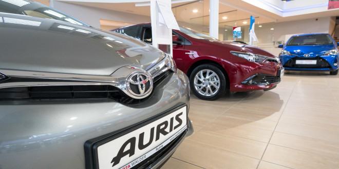 Wyprzedaż rocznika 2018 w salonach Toyota Walder-03418