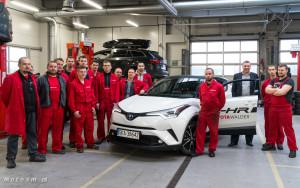 Najlepszy Mechanik Toyoty 2018 -  Grzegorz Michalczuk pracuje w Toyota Walder-05074