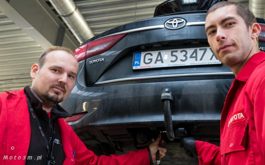 Najlepszy Mechanik Toyoty 2018 -  Grzegorz Michalczuk pracuje w Toyota Walder-05082