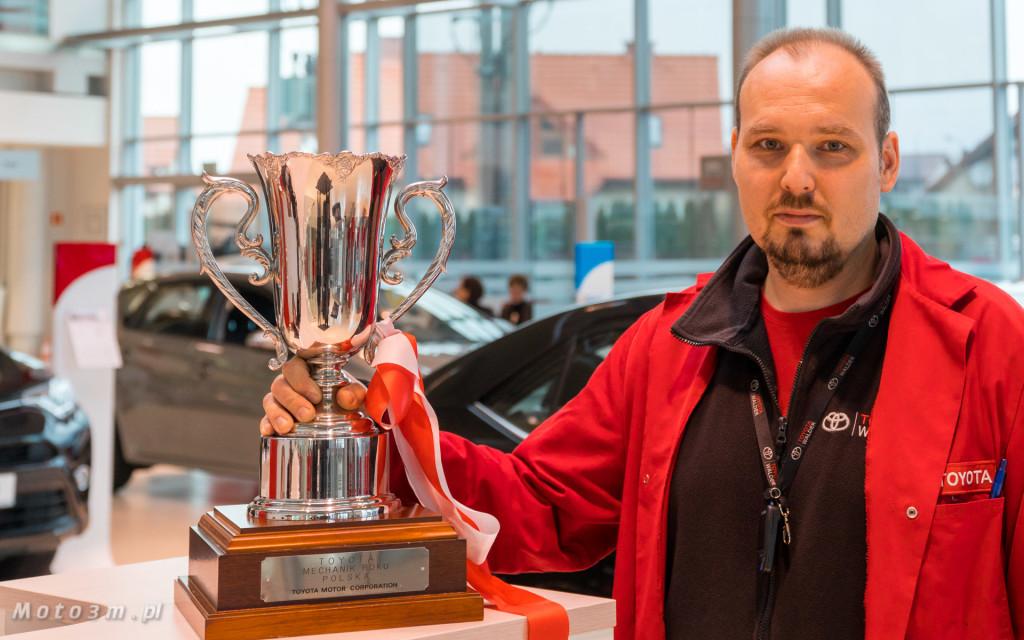 Najlepszy Mechanik Toyoty 2018 -  Grzegorz Michalczuk pracuje w Toyota Walder-05087