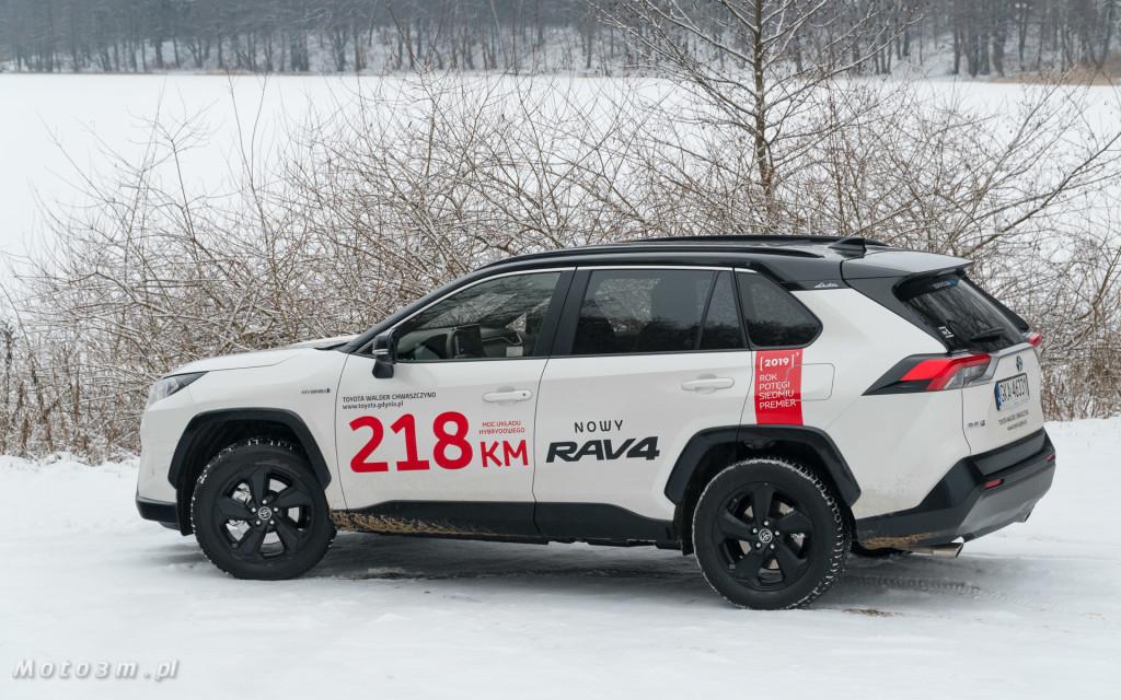 Nowa Toyota RAV4 od Toyota Walder - test Moto3m-06107