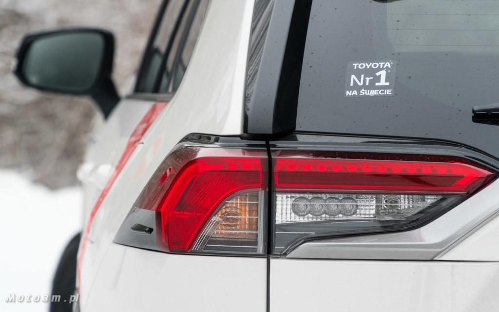 Nowa Toyota RAV4 od Toyota Walder - test Moto3m-06112