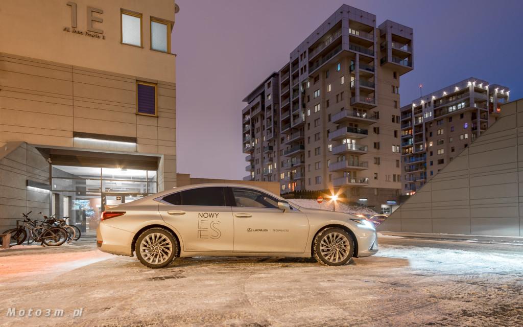 Nowy Lexus ES 300h od Lexus Trójmiasto - test Moto3m-05471