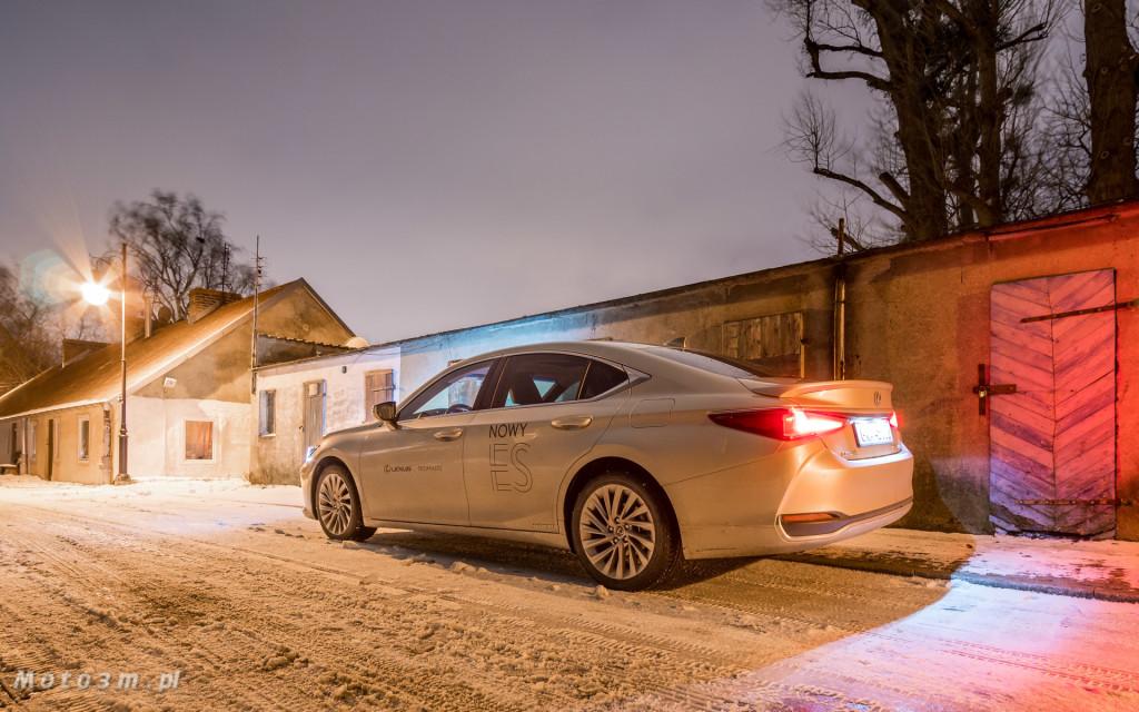 Nowy Lexus ES 300h od Lexus Trójmiasto - test Moto3m-05472