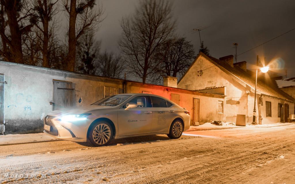 Nowy Lexus ES 300h od Lexus Trójmiasto - test Moto3m-05473