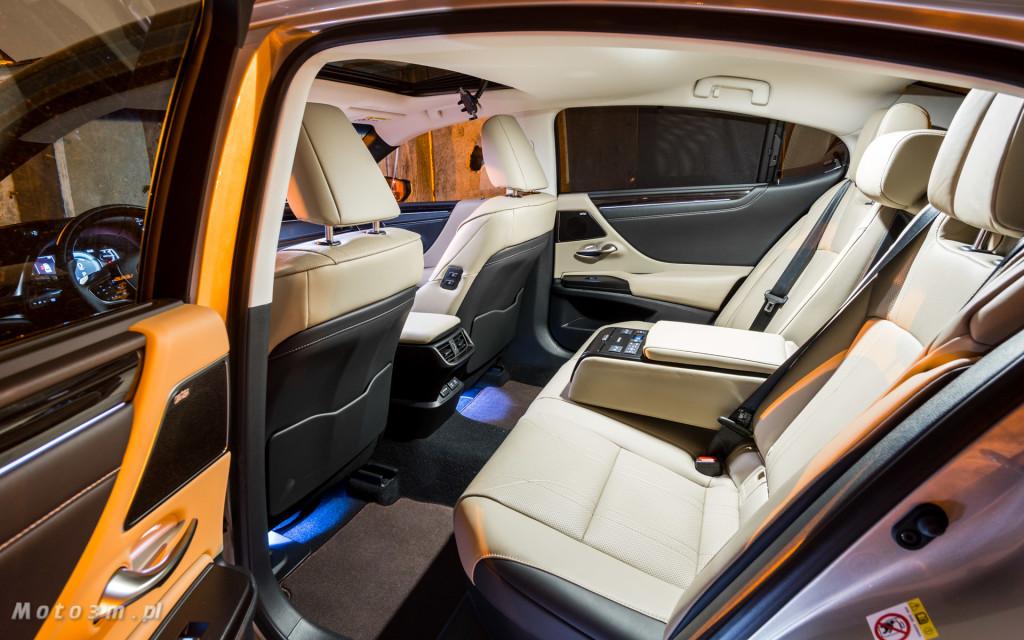 Nowy Lexus ES 300h od Lexus Trójmiasto - test Moto3m-05476
